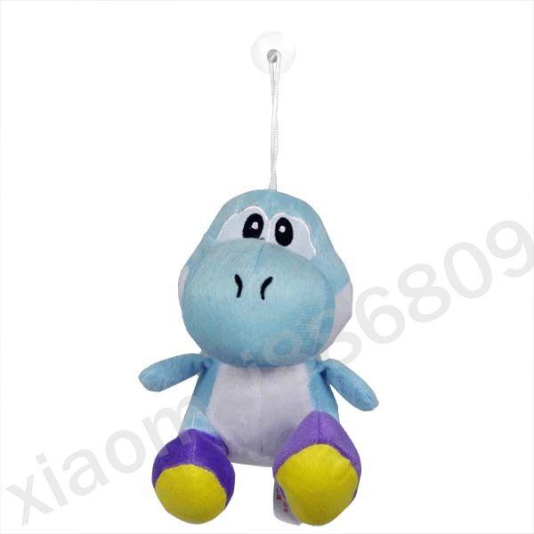Super Mario Bros Yoshi 7 Plush Toy Doll M69