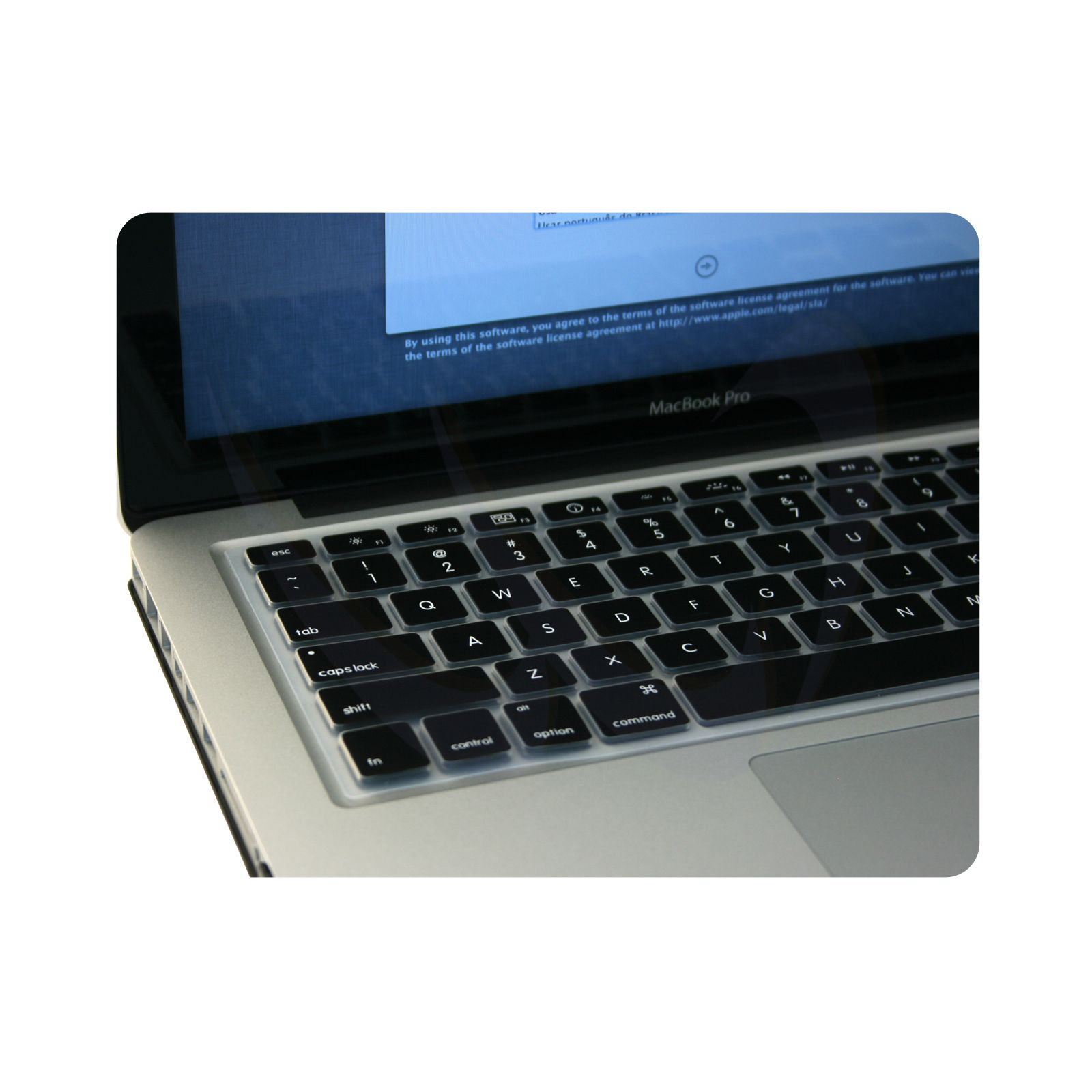Keyboard Cover Skin Shield for MacBook Pro 13 15 17 inch 6131