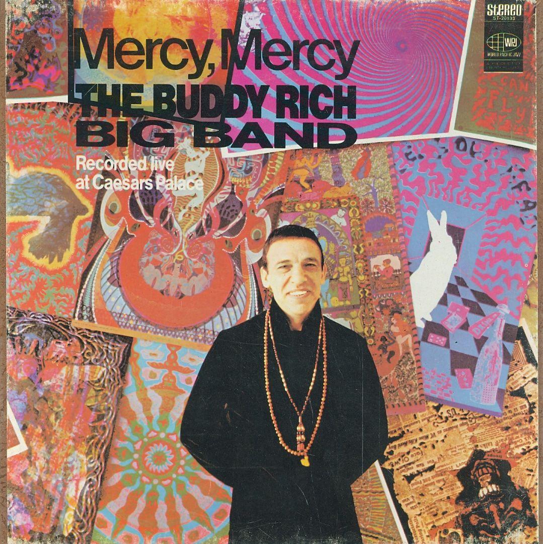 Reel to Reel Tape The Buddy Rich Big Band   Mercy Mercy 7½ JAZZ