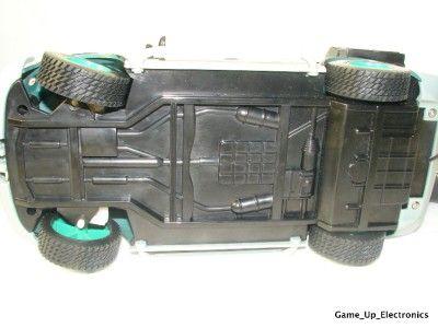 Jurassic Park Mercedes Benz Remote Control Car Toy Biz