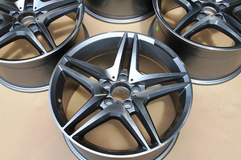 AMG Wheels Rims Fit Mercedes C300 C350 2006 2007 2008 2009 2010 2011
