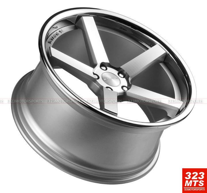 20 Stance Wheels SC 5IVE SC5 Wheels Rims Mercedes Benz MBZ C s E