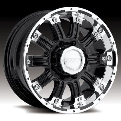 Dodge Chevy Ford 3 4 1 Ton H2 350 18 Wheels Rims Black