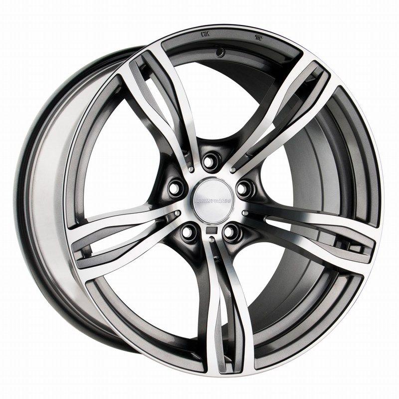 GARDE M355 Staggered Wheels Rims Fit BMW E60/61 525i 535i 545i 550i M5