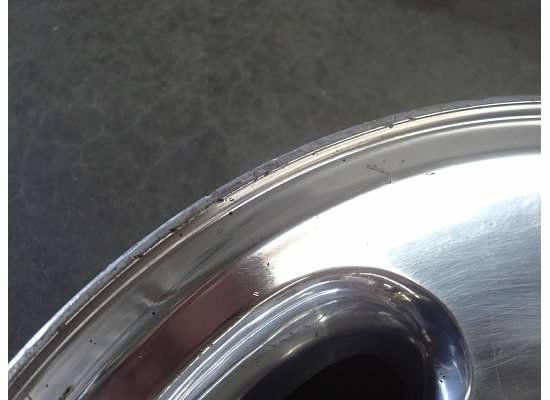 16 Dodge RAM 2500 3500 Wheel Rim Factory 00 02 01 Alloy Polished