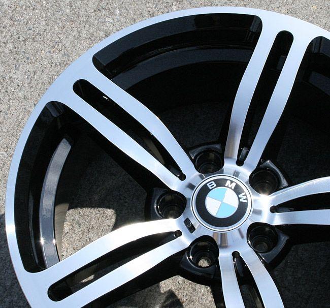 RVM B18 17 Black Rims Wheels BMW E36 E46 E92 3 Series