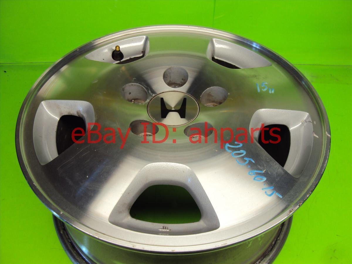 98 99 00 01 02 Honda Accord EX 5 Lug Aluminum Alloy Wheel Rim 42700