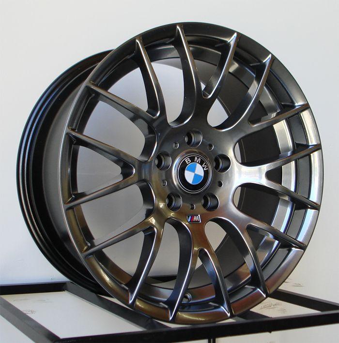 18 CSL Wheels Rims Fit BMW 525i 528i 530i 535i 550i M5