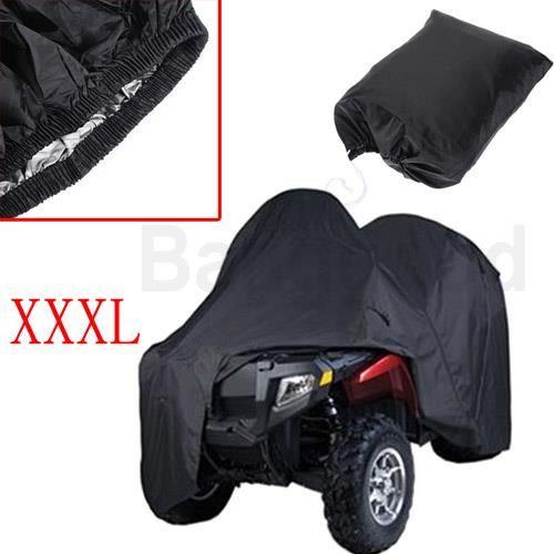 Quad Bike ATV ATC Cover Water Proof Sizes XXXL Black Available
