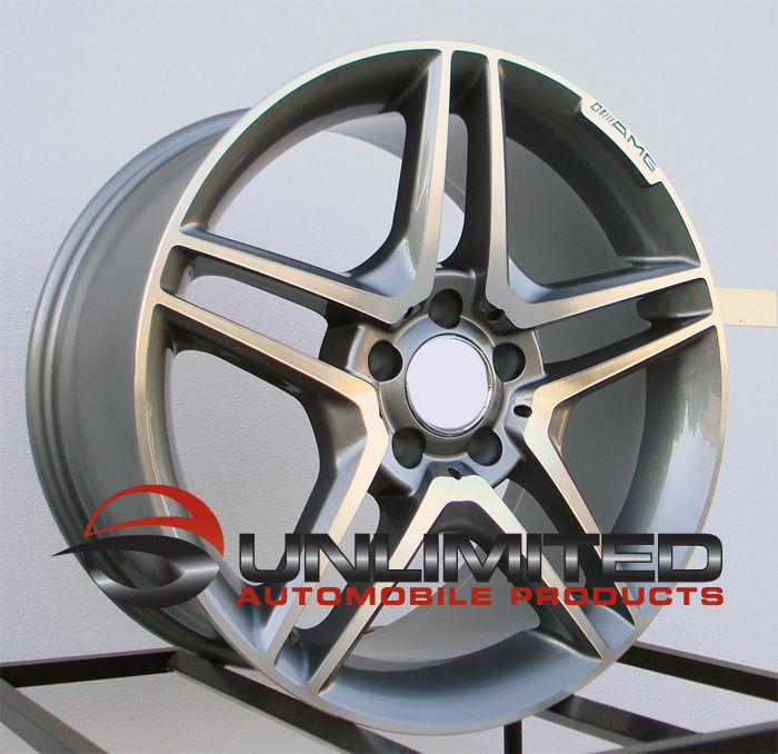 19 AMG Wheels Rims Fit Mercedes C230 C240 C280
