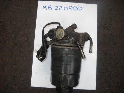 Mitsubishi Shogun Pajero 2 5 Diesel Fuel Lift Pump Filter Housing