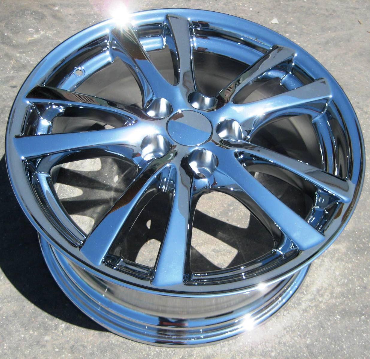 Lexus IS250 is350 IS300 SC430 Chrome Wheels Rims Set of 4