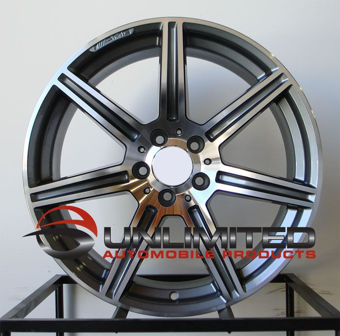 19 AMG Wheels Rims Fit Mercedes Benz E320 E350 E500