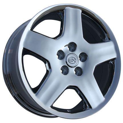 18 Rims Fit Lexus LS430 Wheels Chrome 18x7 5 Set
